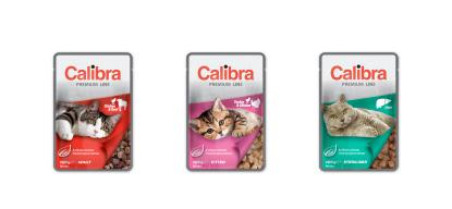 Kapsičky pro kočky Calibra
